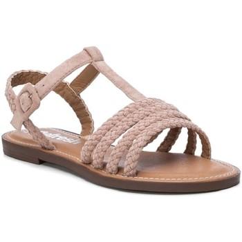 Chaussures Femme Sandales et Nu-pieds Refresh 72268 Poudre pour le visage