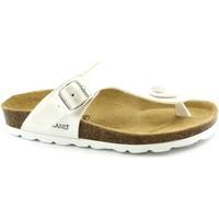 Chaussures Enfant Tongs Grunland GRU-RRR-CB2419-PE Argento