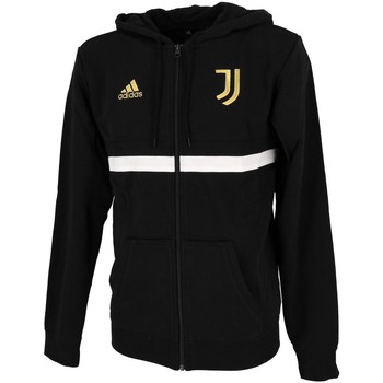 Vêtements Homme Sweats adidas Originals Juventus veste cap  juve 2020.21 Noir
