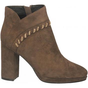 Chaussures Femme Low boots Café Noir FILO FORMA TACCO ALTO E PLATEAUX CON INFILATURA CA 273-taupe