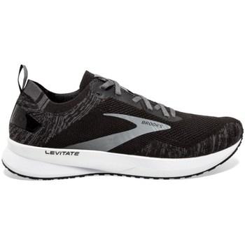 Chaussures Homme Running / trail Brooks Levitate 4 M Noir