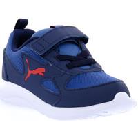 Chaussures Garçon Baskets basses Puma 03 FUN RACER AC INF Blu