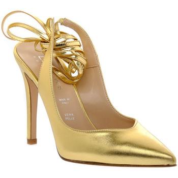 Chaussures Femme Escarpins Priv Lab ORO LAMINATO Dorato