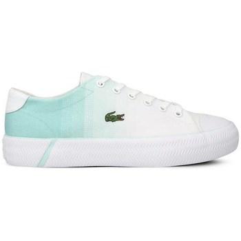 Chaussures Femme Baskets basses Lacoste Gripshot 120 3 Cfa Blanc,Vert