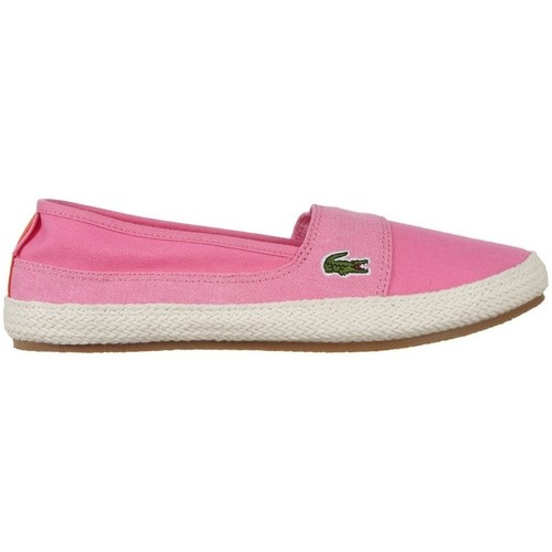 Chaussures Femme Slip ons Lacoste Marice 218 1 Caw Rose