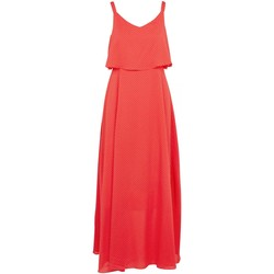 Vêtements Femme Robes longues Molly Bracken T1202P20 Orange