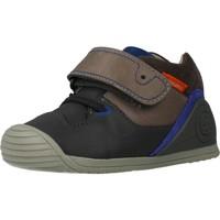 Chaussures Garçon Boots Biomecanics 191156 Gris