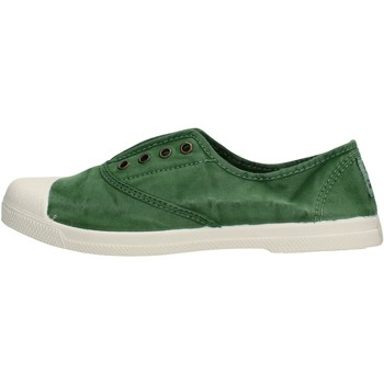 Chaussures Garçon Baskets basses Natural World - Sneaker verde 102E-639