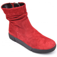 Chaussures Femme Boots Ara 12-14437-16 Rouge