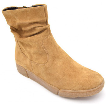 Chaussures Femme Boots Ara 12-14437-14 Beige