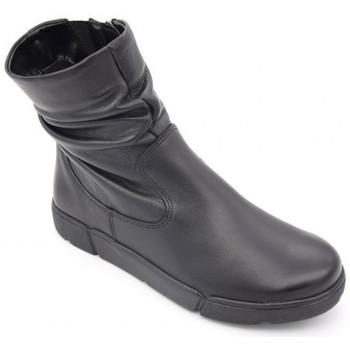 Chaussures Femme Boots Ara 12-14437-12 Noir