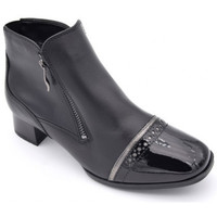 Chaussures Femme Boots Ara 12-11815-67 Noir