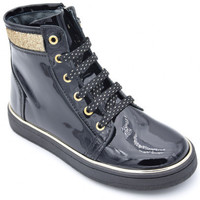 Chaussures Fille Boots Bellamy lessy Noir