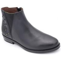 Chaussures Fille Boots Bellamy noumea Noir