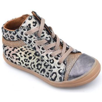 Chaussures Fille Boots Bellamy lara Multicolore