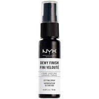 Beauté Coiffants & modelants Nyx Dewy Finish Setting Spray Mini  18 ml