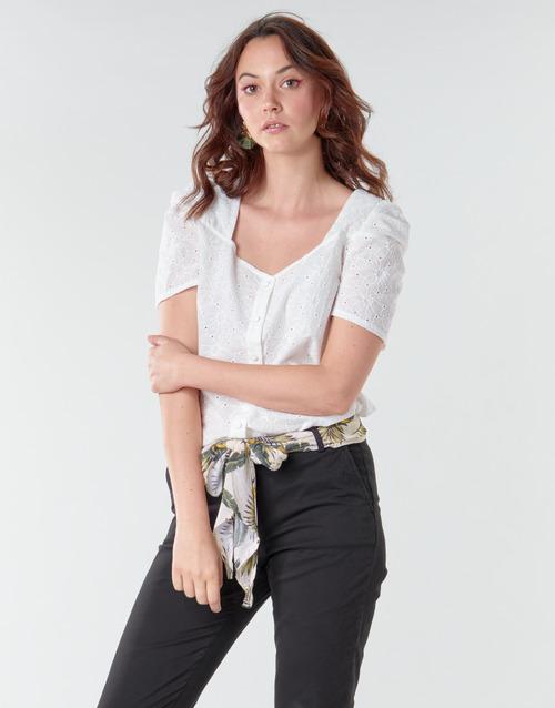 Vêtements Femme Tops / Blouses Betty London OOPSO Blanc