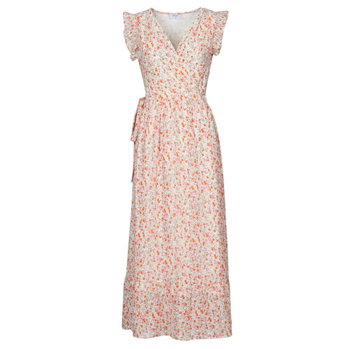 Vêtements Femme Robes longues Betty London OULANE Rose