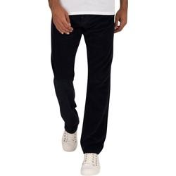 Vêtements Homme Jeans droit Lois Nouveau jean Dallas à gros cordon bleu