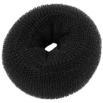 Beauté Femme Accessoires cheveux New & Boss S.l New & Boss - Donuts pour cheveux Noir - 10cm Noir