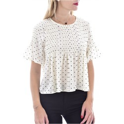 Vêtements Femme Tops / Blouses See U Soon 20119097B Blanc