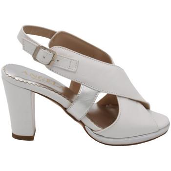 Chaussures Femme Sandales et Nu-pieds Angela Calzature ANSANGC941bianco bianco