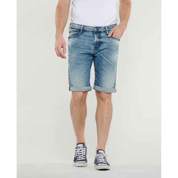 Vêtements Homme Shorts / Bermudas Japan Rags Bermuda texas bleu BLUE