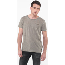 Vêtements Homme T-shirts manches courtes Japan Rags T-shirt vadim kaki BURNT OLIVE