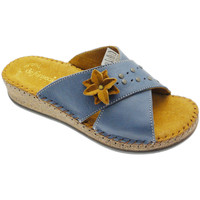 Chaussures Femme Mules De Fonseca DEFONEULALIAblu blu