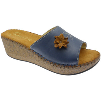 Chaussures Femme Mules De Fonseca DEFONDEVOTAblu blu