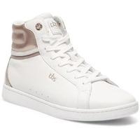 Chaussures Femme Baskets montantes TBS LEANDRA Blanc