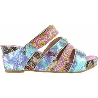 Chaussures Femme Mules Laura Vita FACDIAO 14 Lilas Lilas