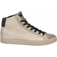 Chaussures Homme Baskets montantes Crime London  10-white