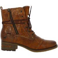 Chaussures Femme Boots Mustang 1229-508 cognac