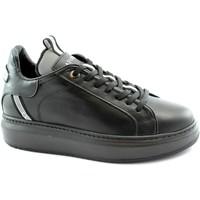Chaussures Femme Baskets basses Café Noir CAF-I20-FDE121-NE Nero