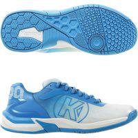 Chaussures Femme Multisport Kempa Chaussures femme  Attack 2.0 blanc/bleu