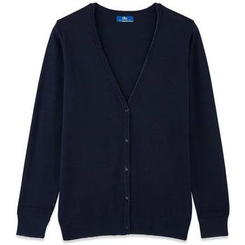 Vêtements Femme Gilets / Cardigans TBS ELFIEGIL Bleu