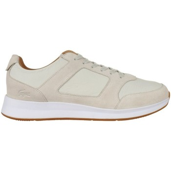 Chaussures Homme Baskets basses Lacoste Joggeur Beige