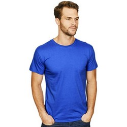 Vêtements Homme T-shirts manches courtes Casual Classics  Bleu roi