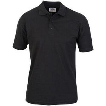 Vêtements Homme Polos manches courtes Casual Classics  Noir