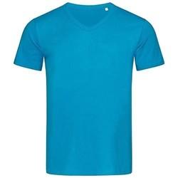Vêtements Homme T-shirts manches courtes Stedman Stars  Bleu clair