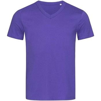 Vêtements Homme T-shirts manches courtes Stedman Stars  Lilas