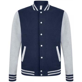 Vêtements Homme Blousons Casual Classics  Bleu marine/gris