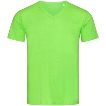 Vêtements Homme T-shirts manches courtes Stedman Stars  Vert