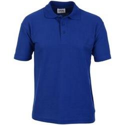 Vêtements Homme Polos manches courtes Casual Classics  Bleu roi