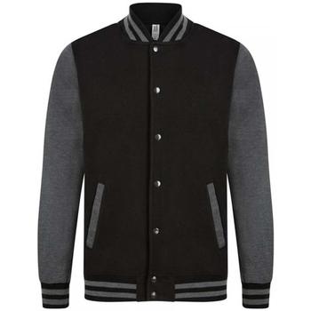 Vêtements Homme Blousons Casual Classics  Noir/gris foncé