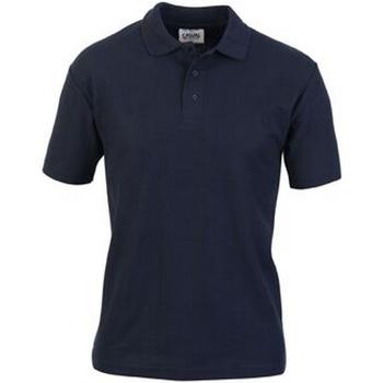 Vêtements Homme Polos manches courtes Casual Classics  Bleu marine