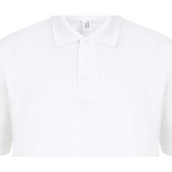 Vêtements Homme Polos manches courtes Casual Classics  Blanc