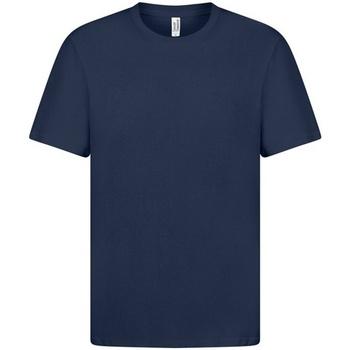Vêtements Homme T-shirts manches courtes Casual Classics  Bleu marine