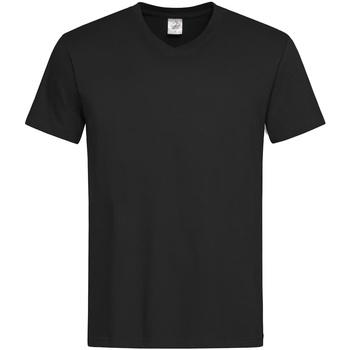 Vêtements Homme T-shirts manches courtes Stedman  Noir